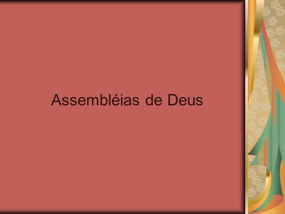 Assembléias de Deus