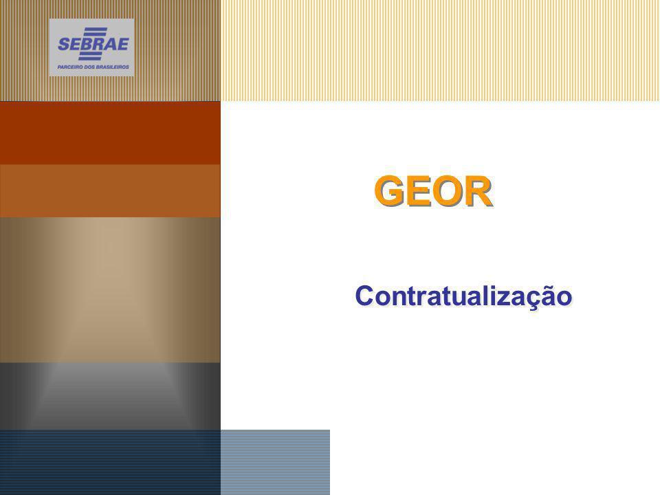 GEOR Contratualização
