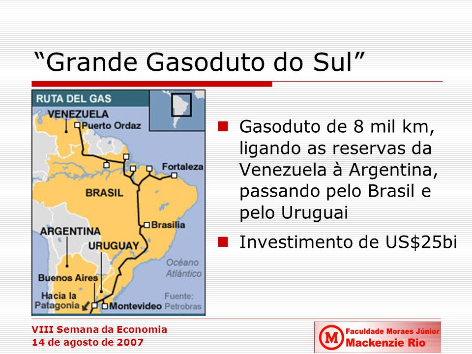 Grande Gasoduto do Sul