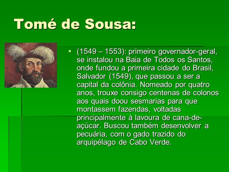 Tomé de Sousa: