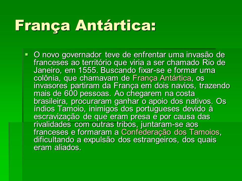 França Antártica: