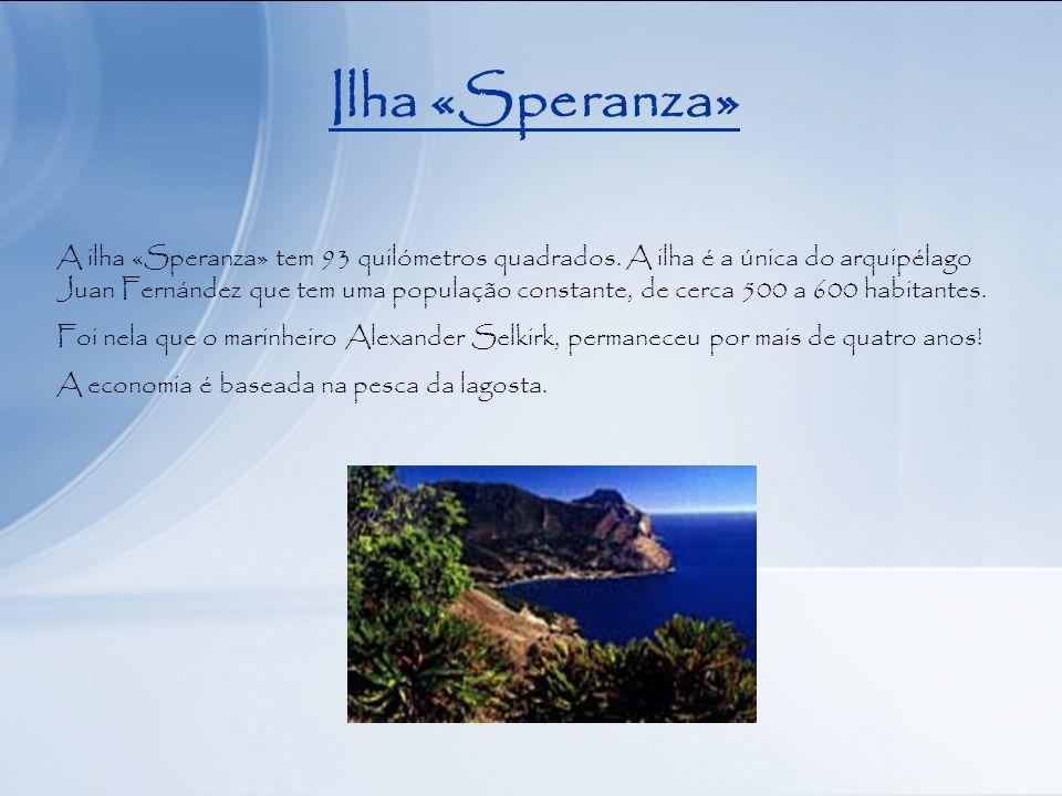 Ilha «Speranza»