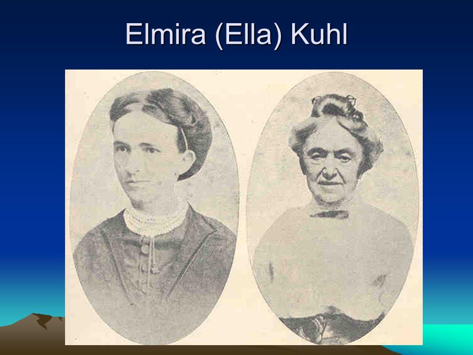 Elmira (Ella) Kuhl