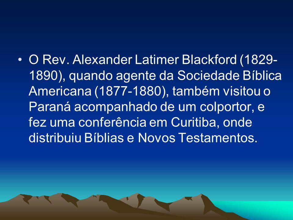O Rev.