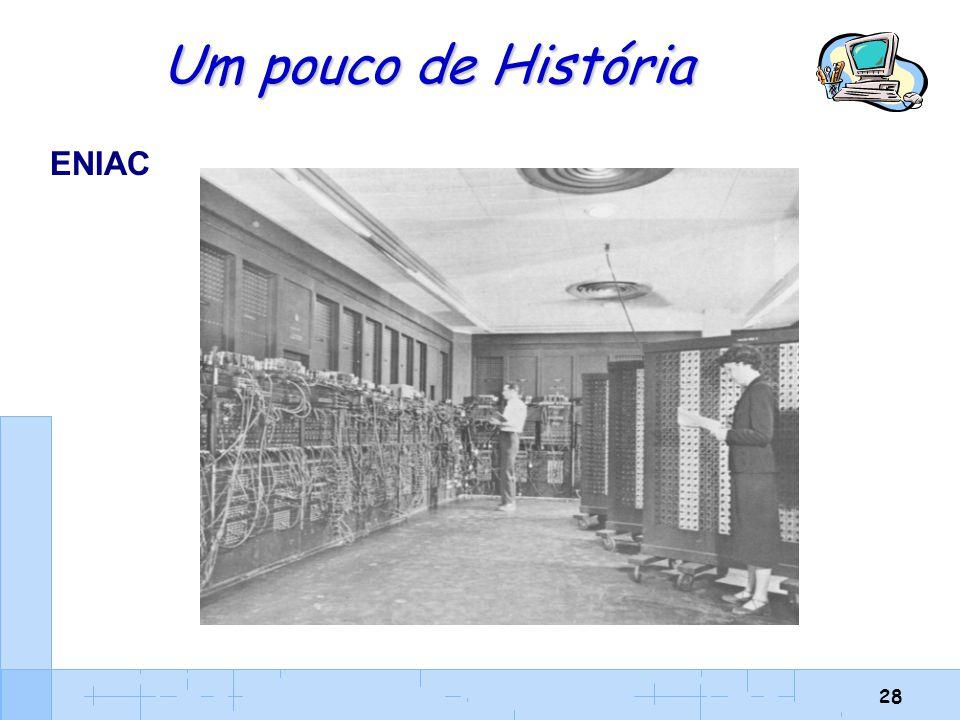 Um pouco de História ENIAC