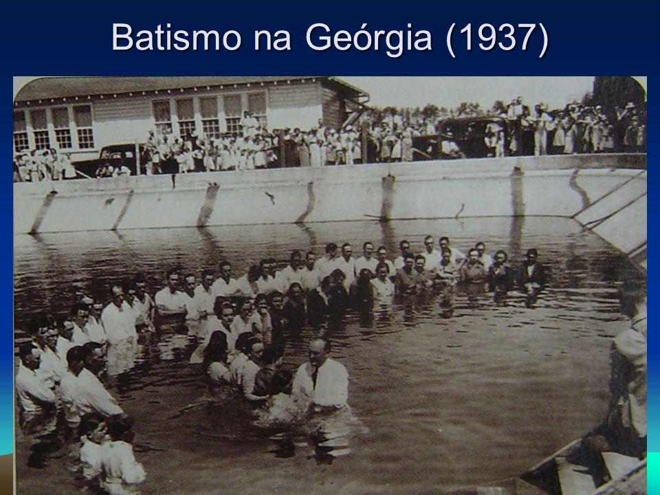Batismo na Geórgia (1937)