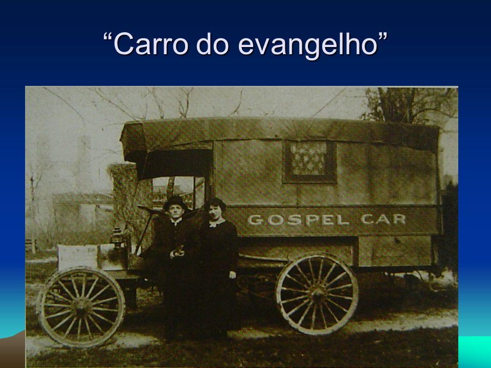 Carro do evangelho