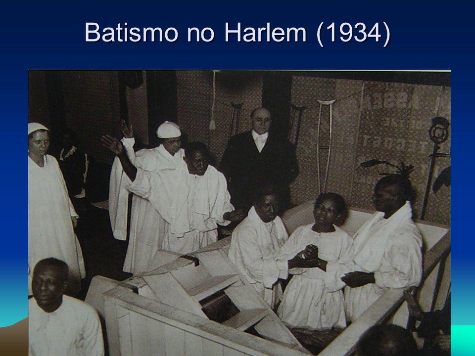 Batismo no Harlem (1934)