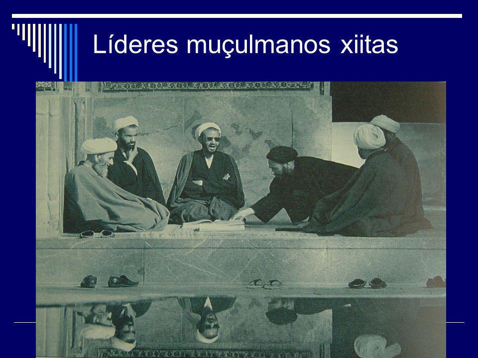 Líderes muçulmanos xiitas
