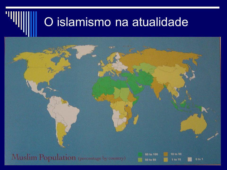 O islamismo na atualidade