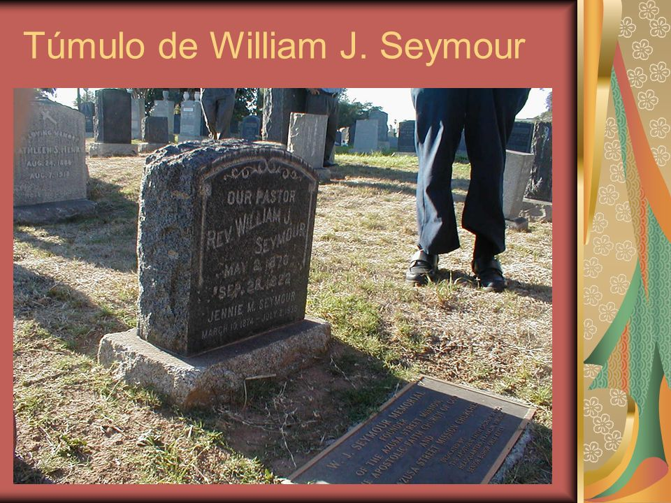 Túmulo de William J. Seymour