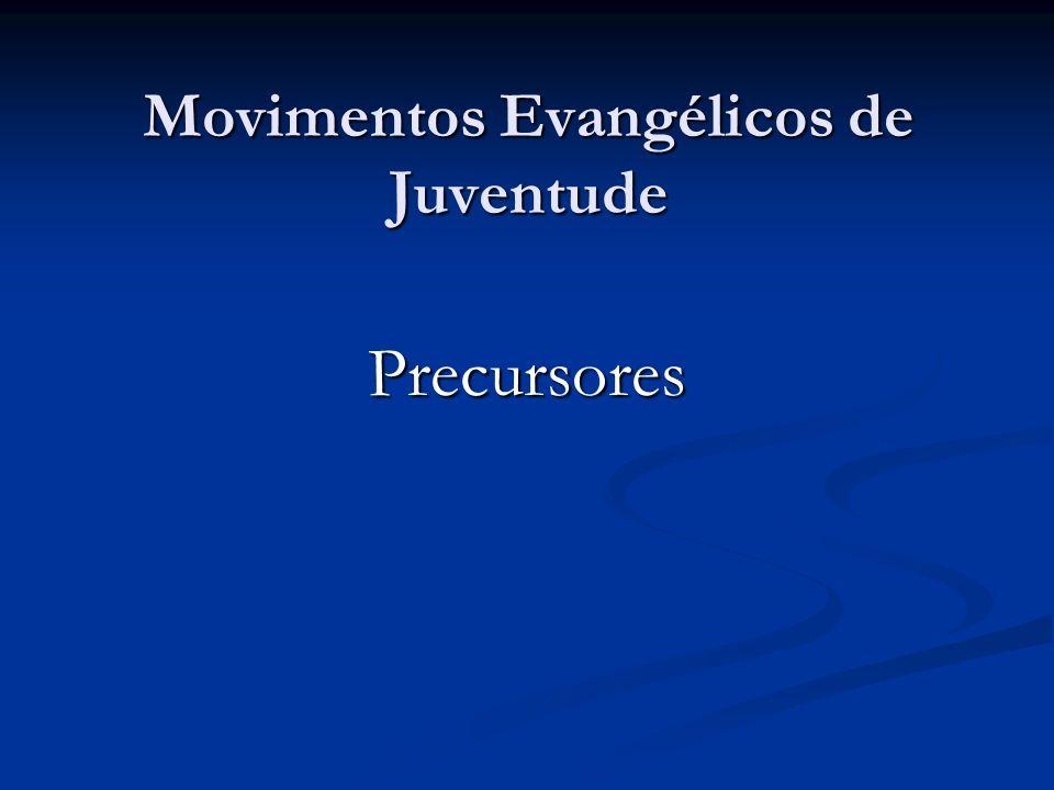 Movimentos Evangélicos de Juventude
