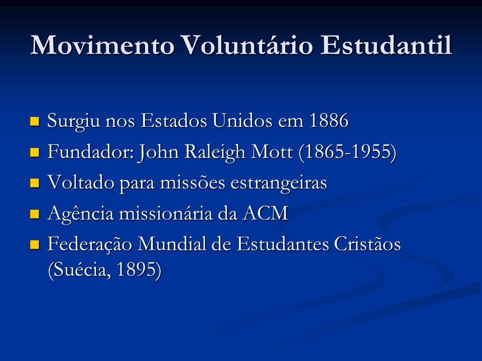 Movimento Voluntário Estudantil