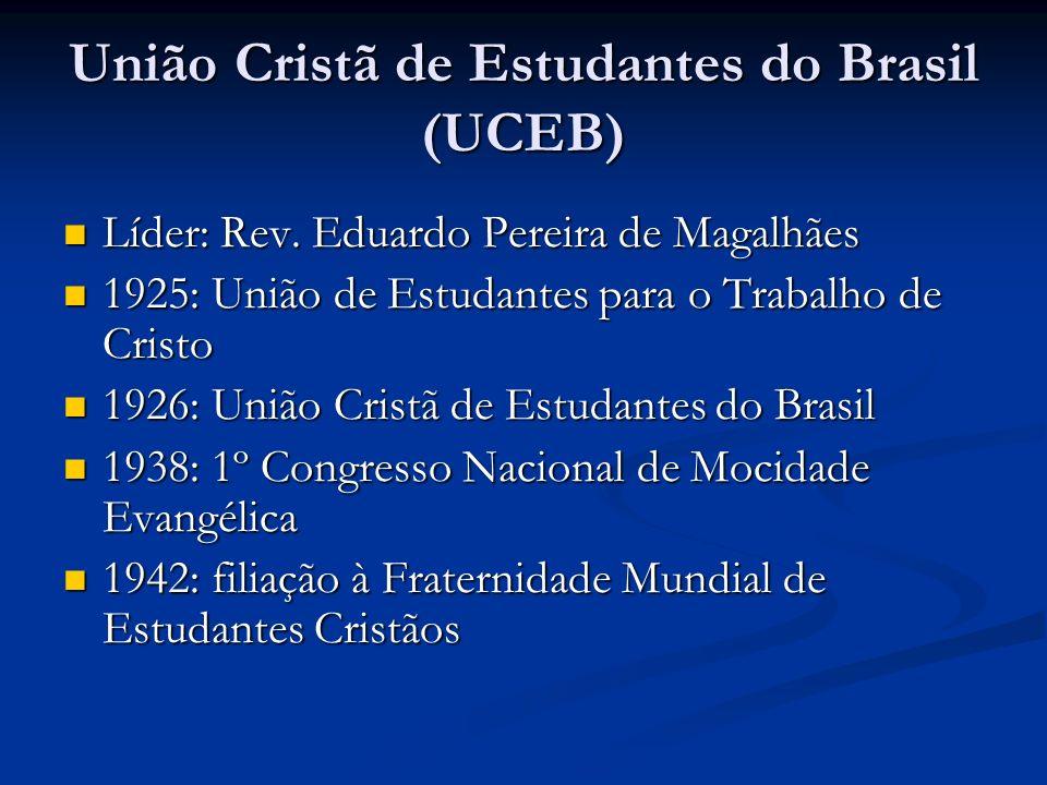 União Cristã de Estudantes do Brasil (UCEB)