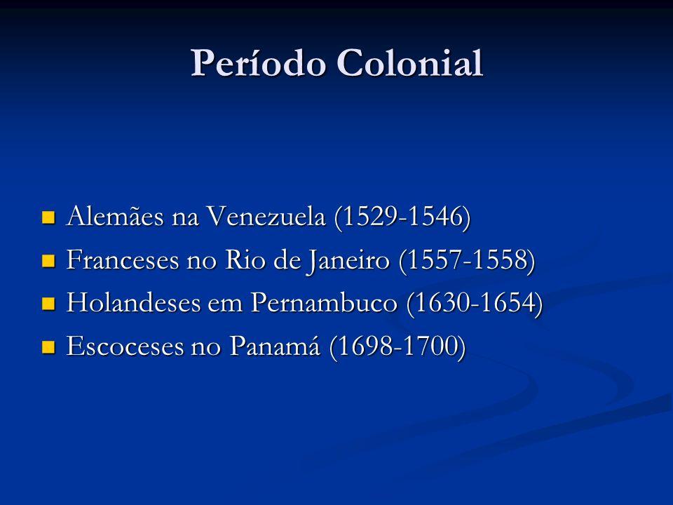 Período Colonial Alemães na Venezuela (1529-1546)