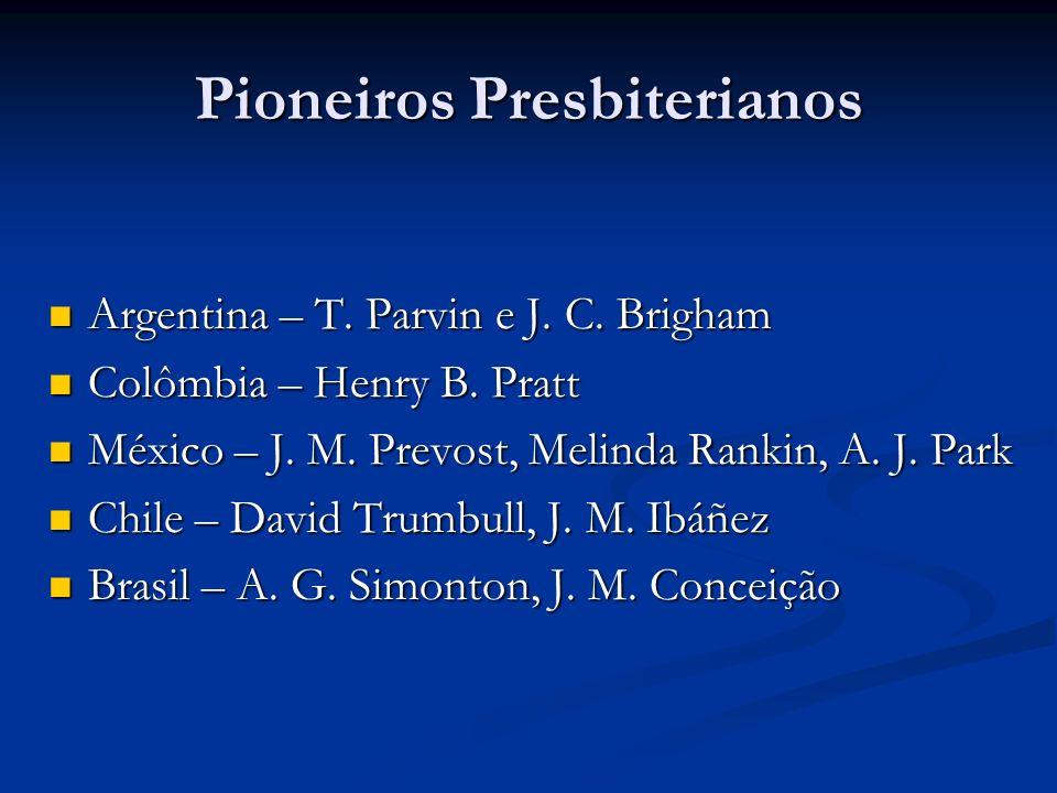 Pioneiros Presbiterianos