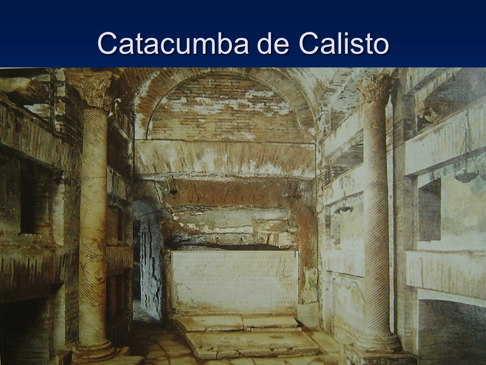 Catacumba de Calisto