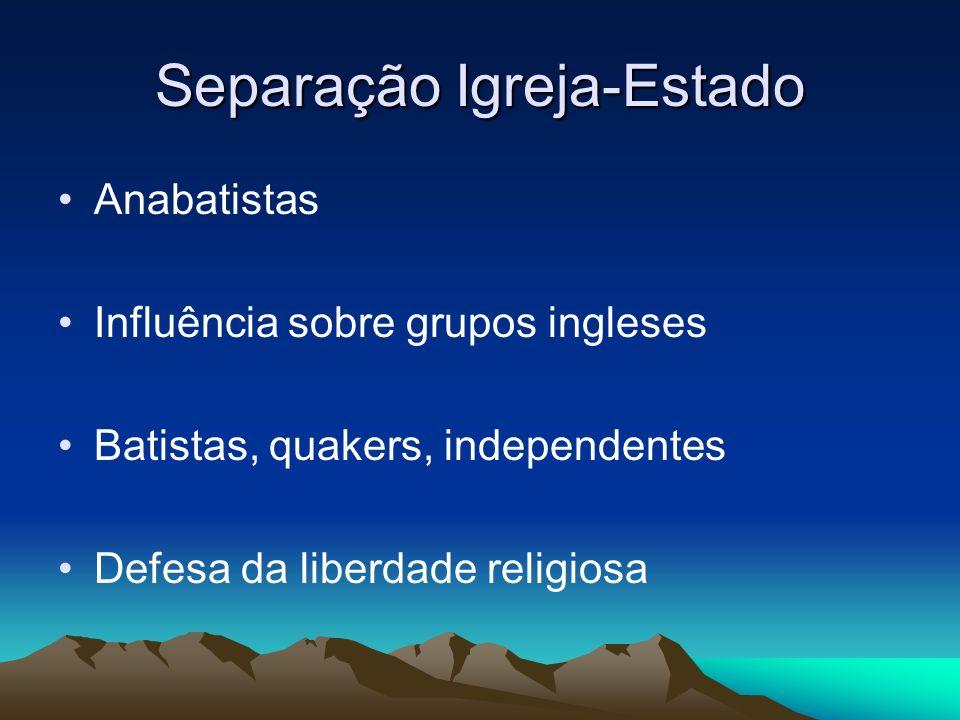 Separação Igreja-Estado
