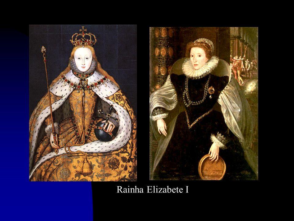 Rainha Elizabete I