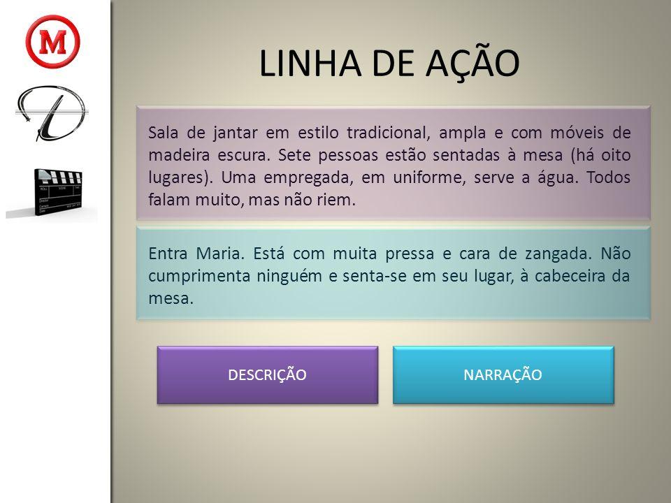 LINHA DE AÇÃO
