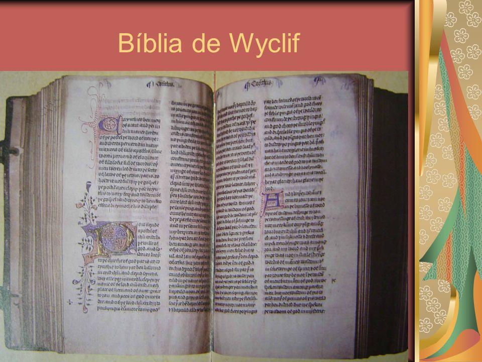 Bíblia de Wyclif