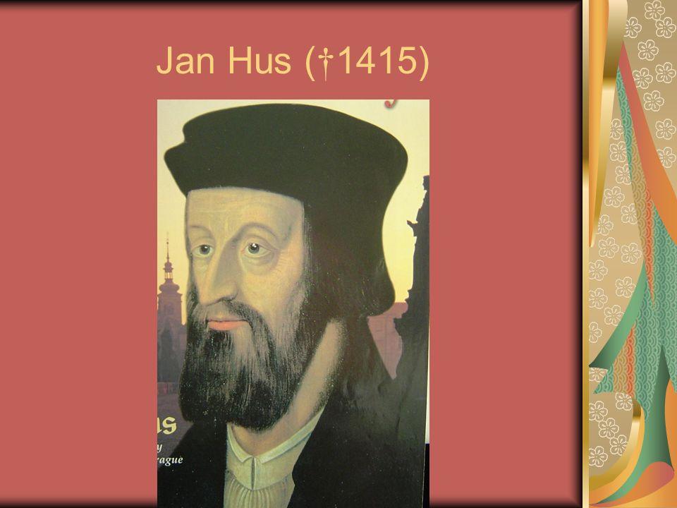 Jan Hus (†1415)