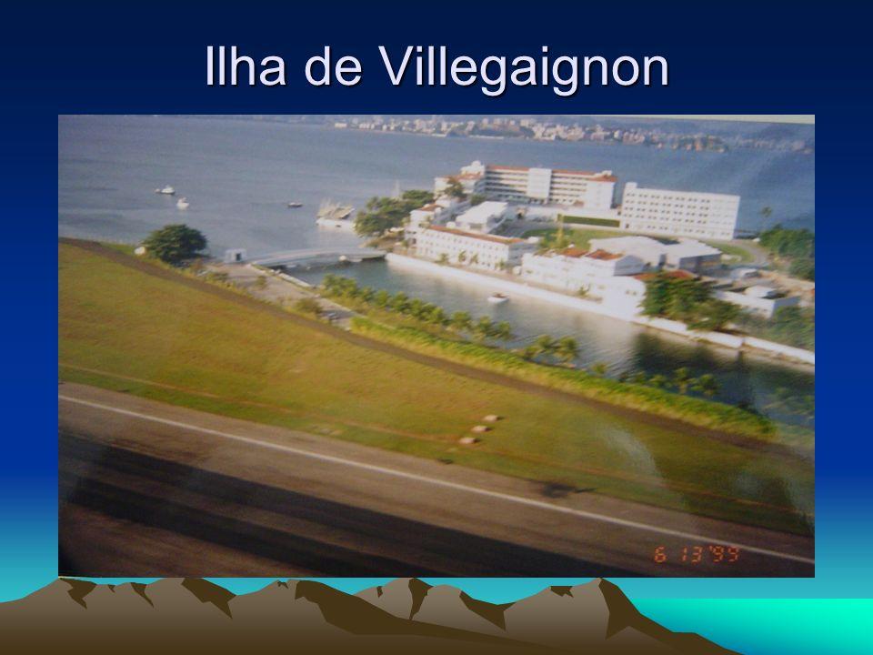 Ilha de Villegaignon