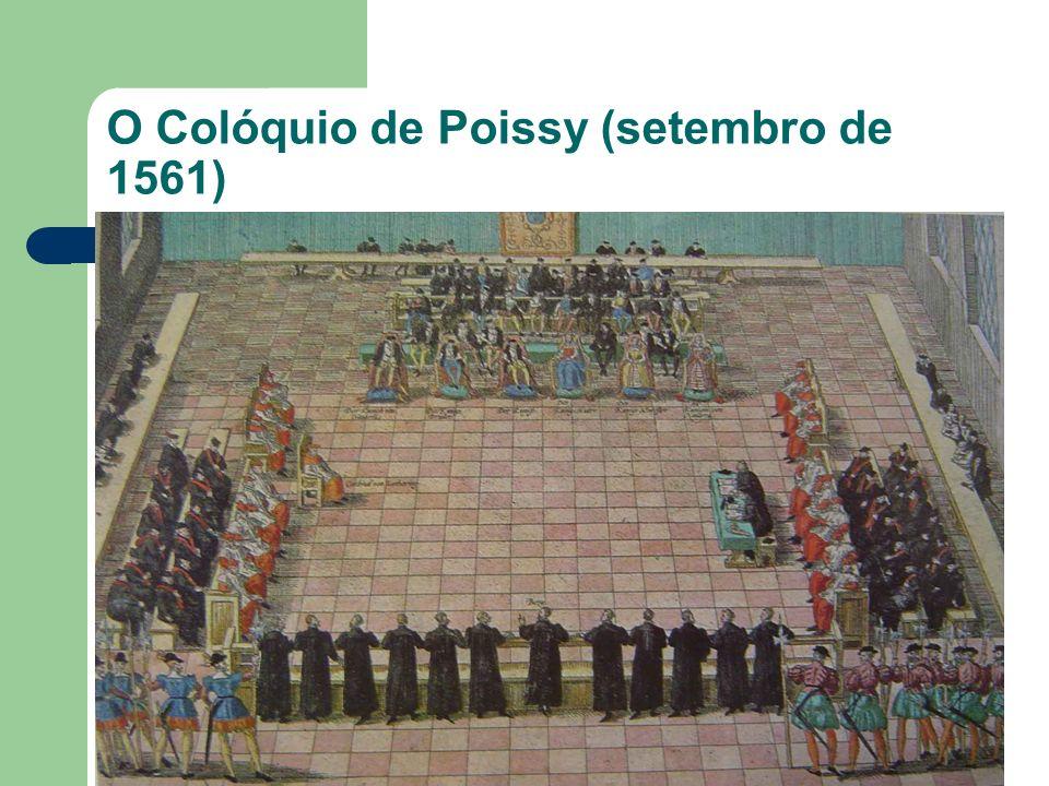 O Colóquio de Poissy (setembro de 1561)