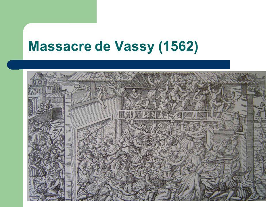 Massacre de Vassy (1562)
