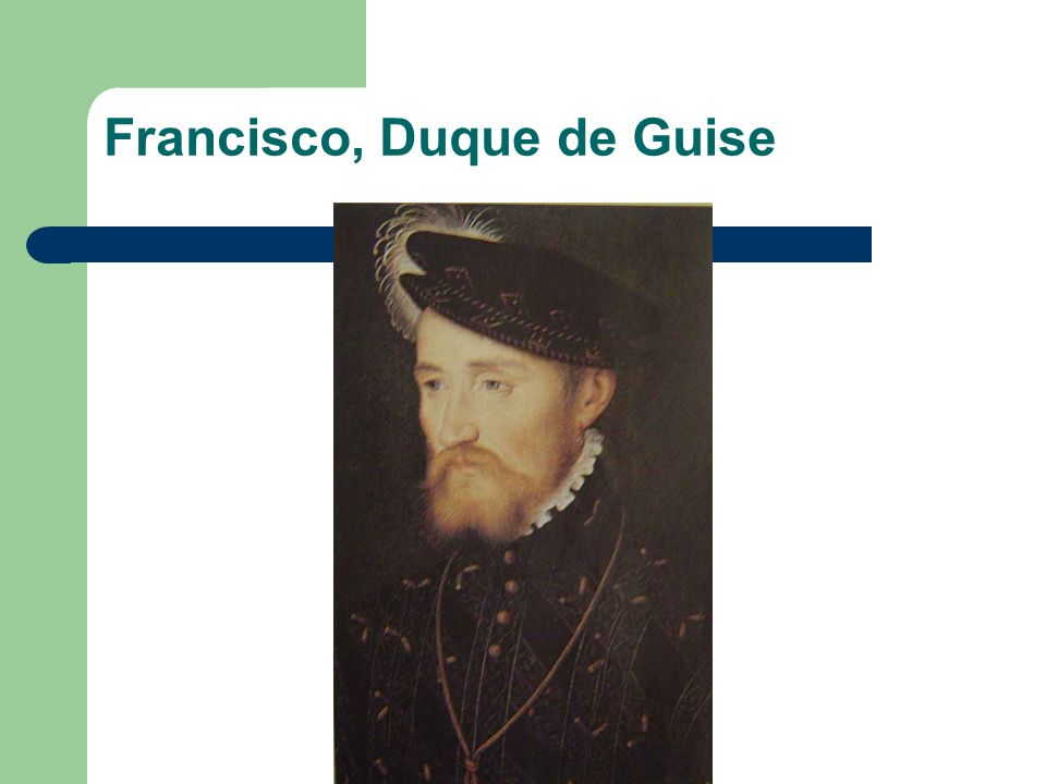 Francisco, Duque de Guise