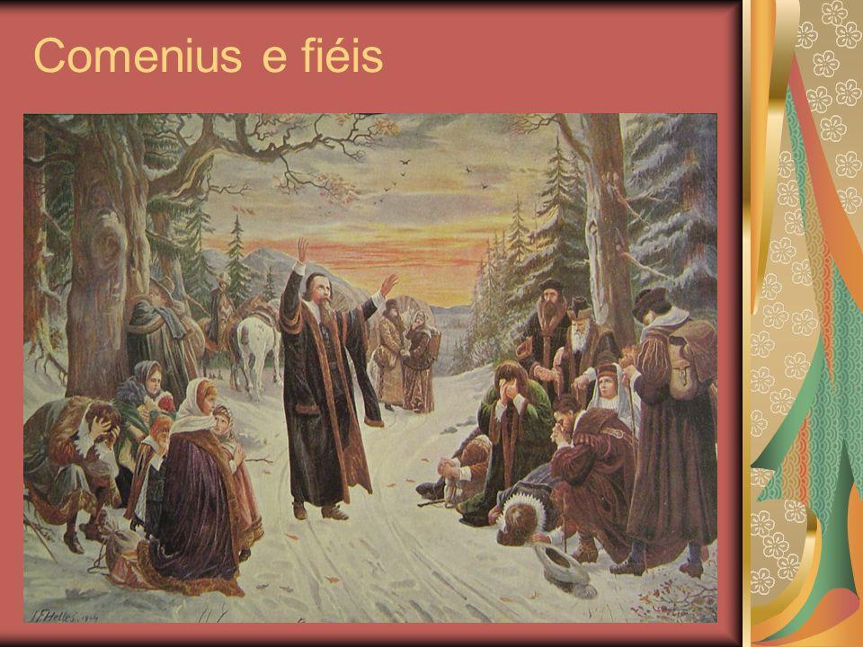 Comenius e fiéis
