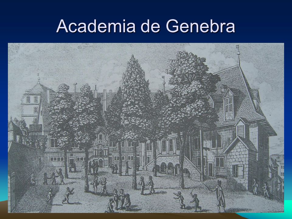 Academia de Genebra
