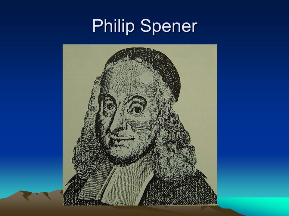 Philip Spener