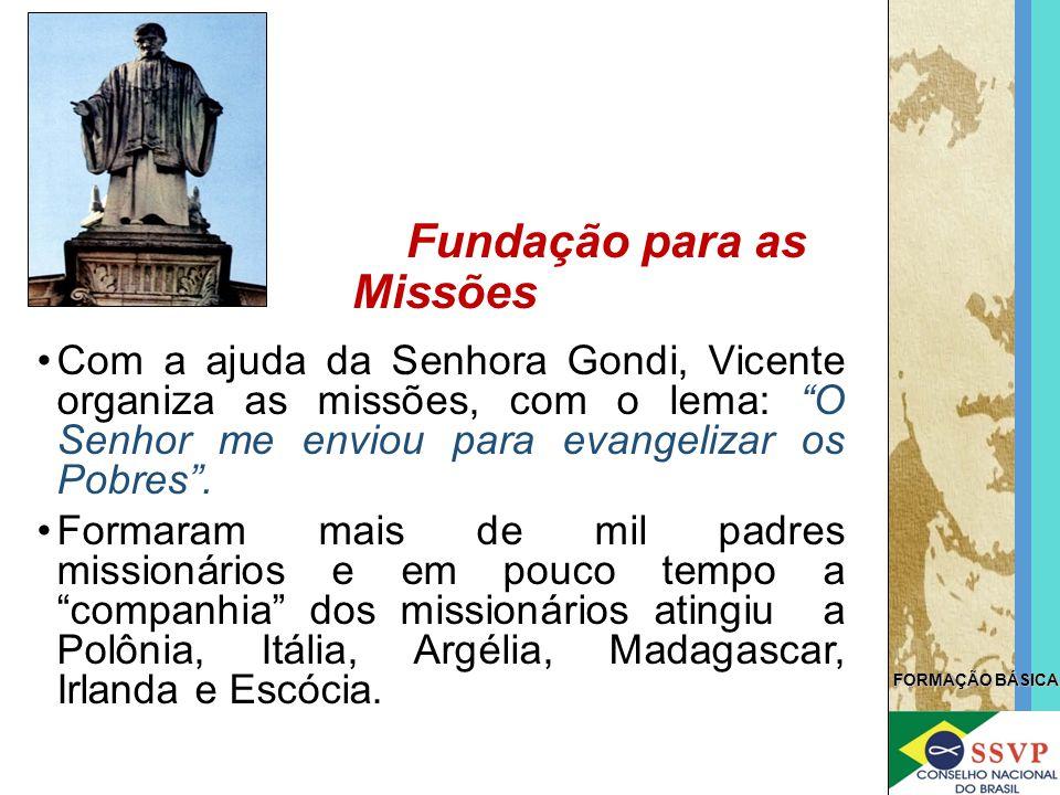 Fundação para as Missões