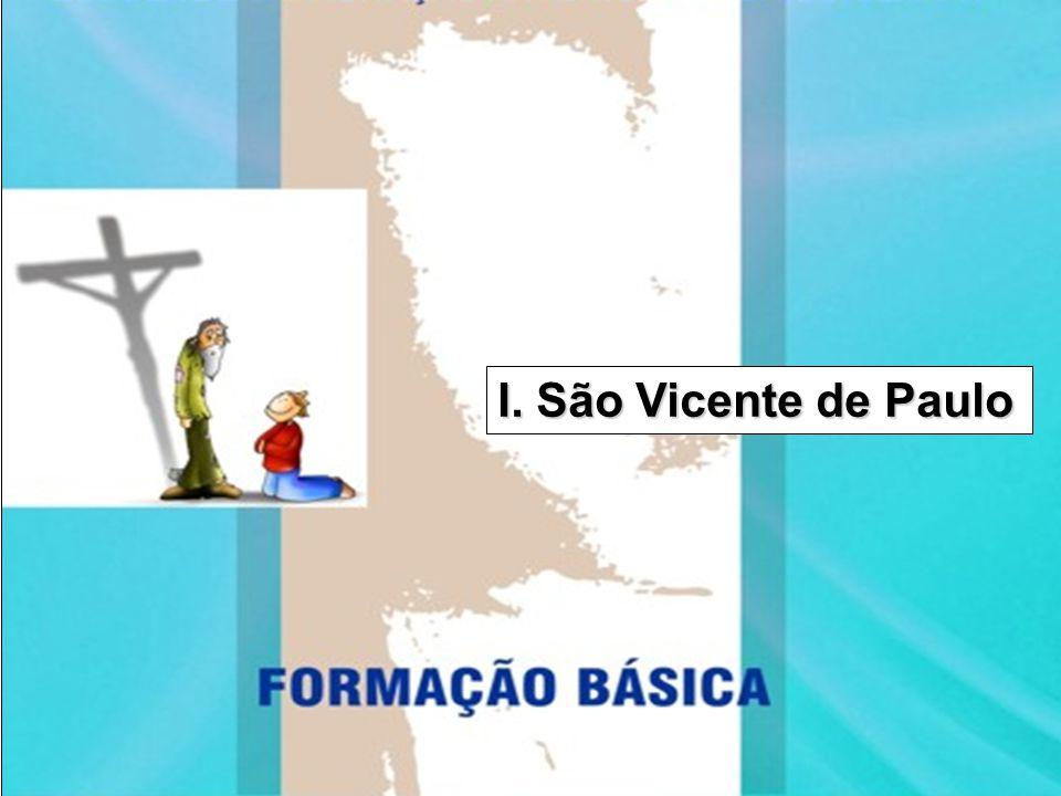 I. São Vicente de Paulo