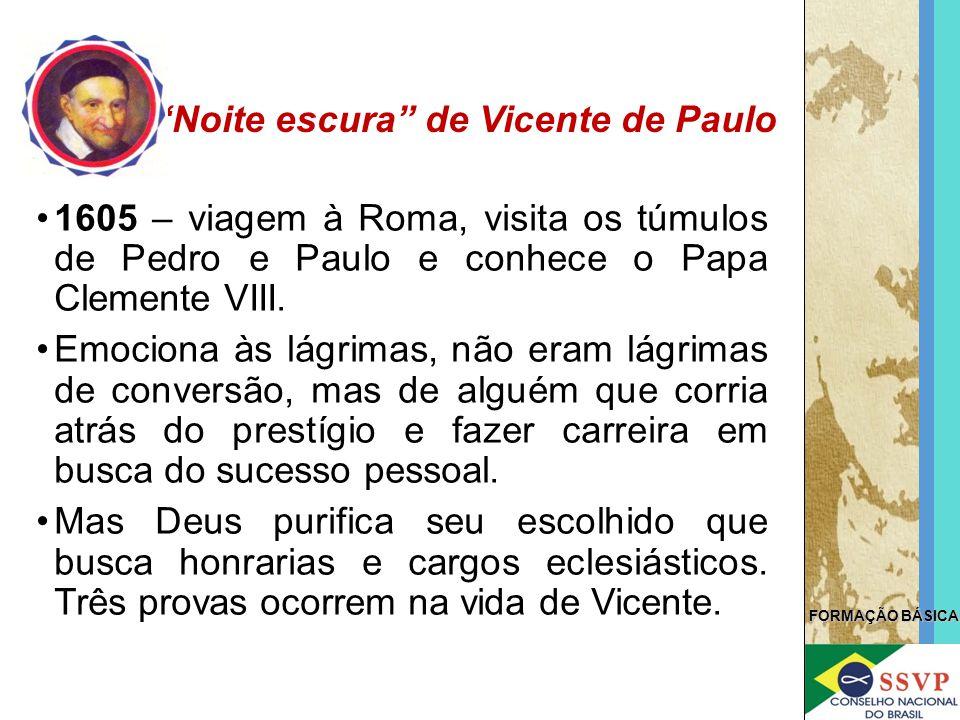 Noite escura de Vicente de Paulo