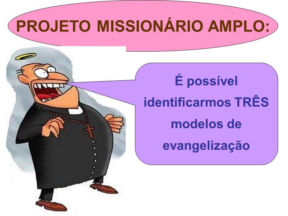 PROJETO MISSIONÁRIO AMPLO: