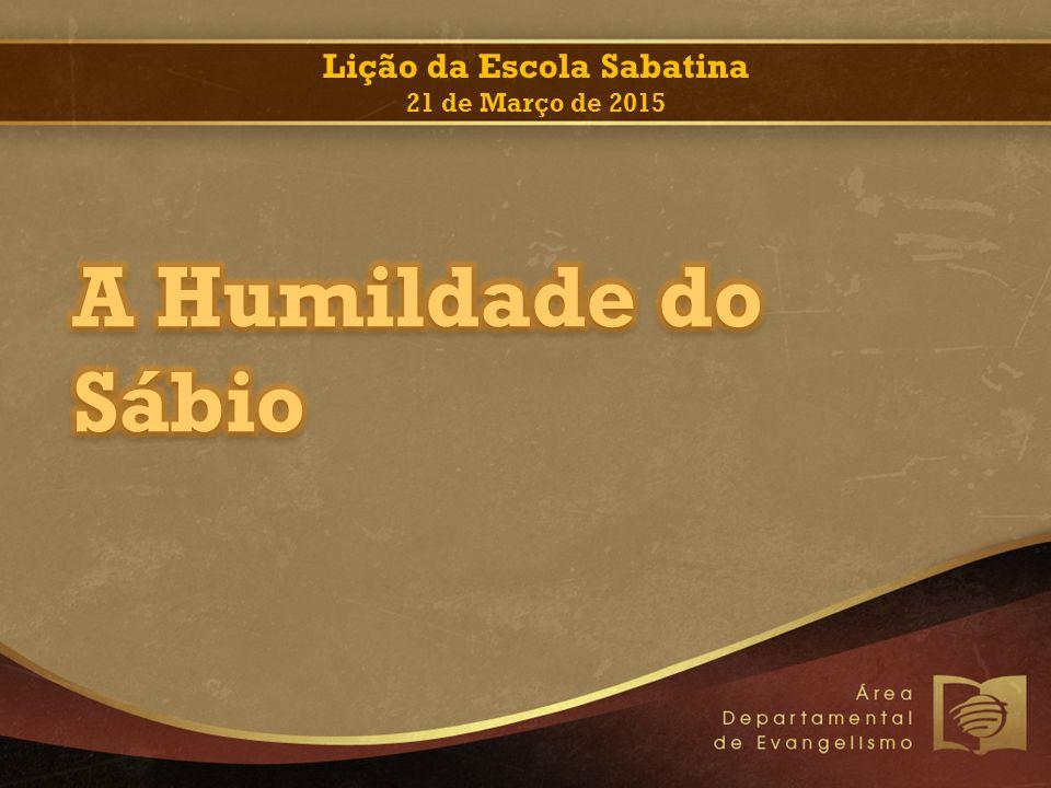 Lição da Escola Sabatina