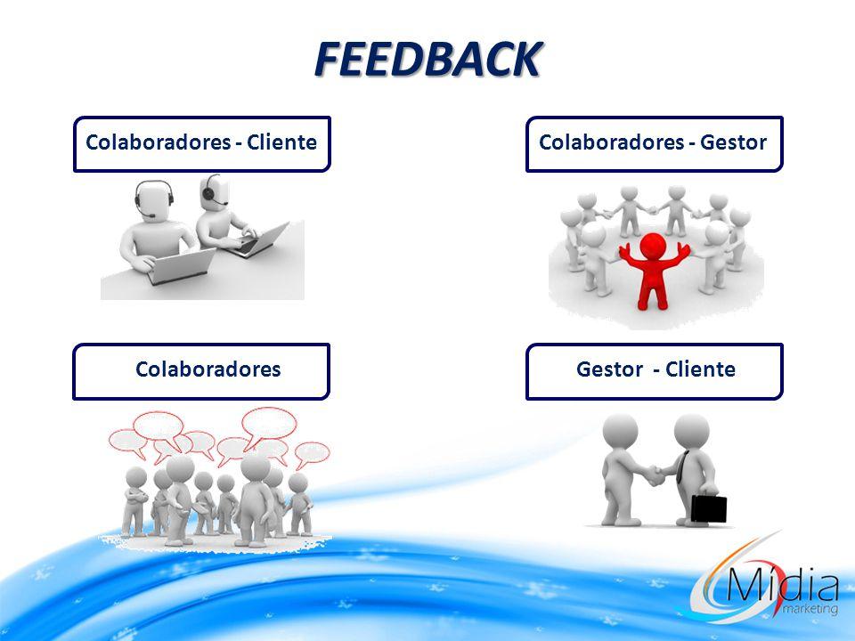 Colaboradores - Cliente Colaboradores - Gestor