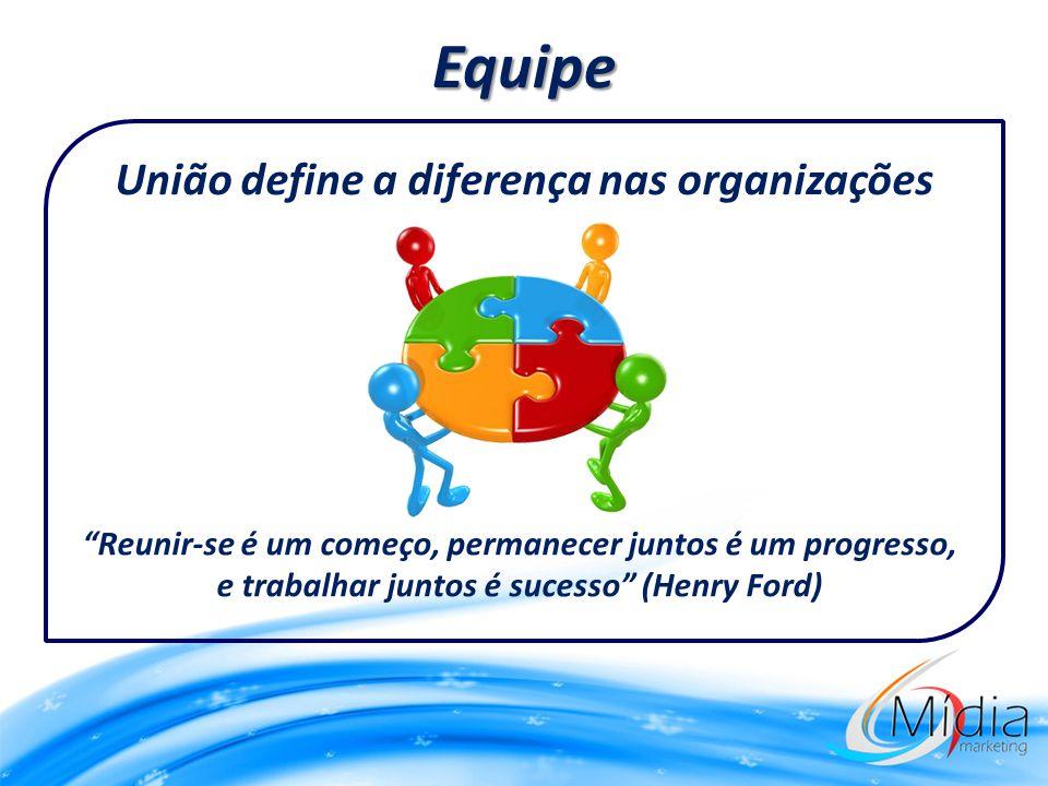 União define a diferença nas organizações
