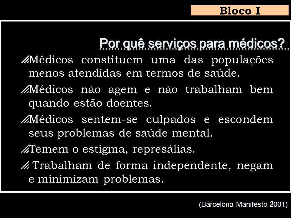 Por quê serviços para médicos