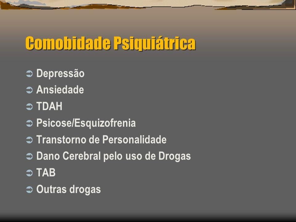 Comobidade Psiquiátrica