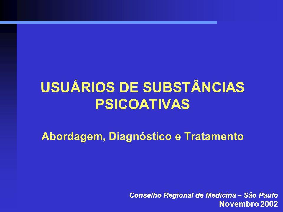 Conselho Regional de Medicina – São Paulo Novembro 2002