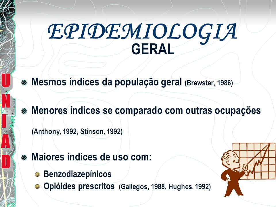 EPIDEMIOLOGIA UNI AD GERAL