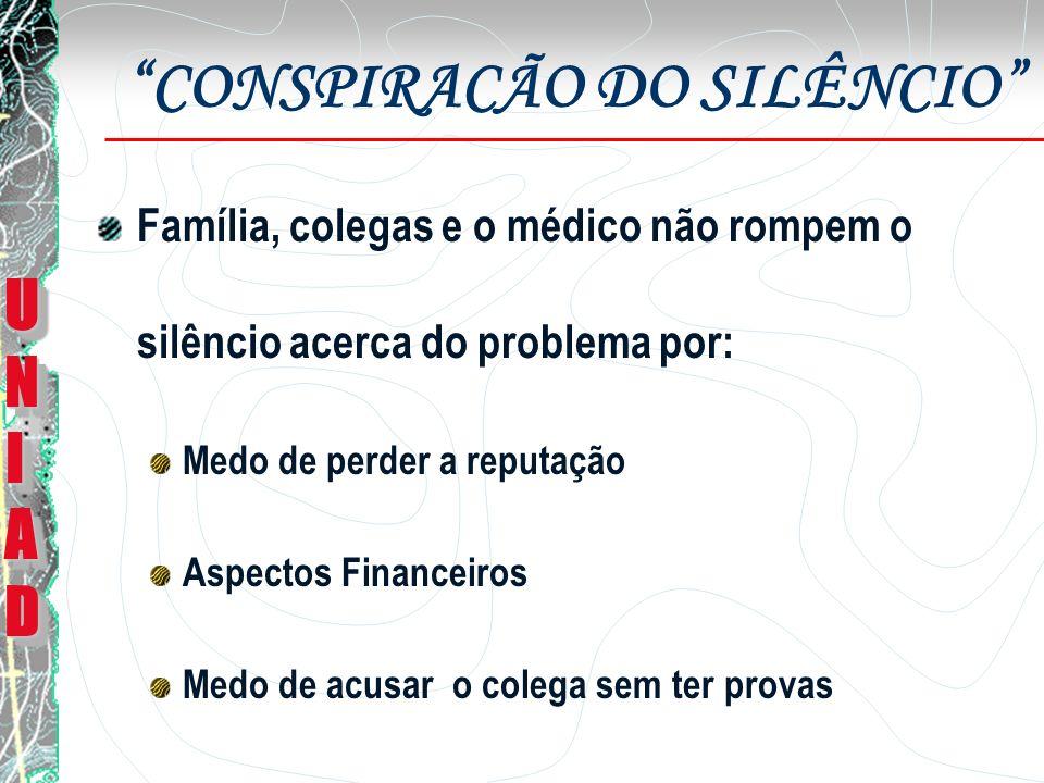 CONSPIRACÃO DO SILÊNCIO