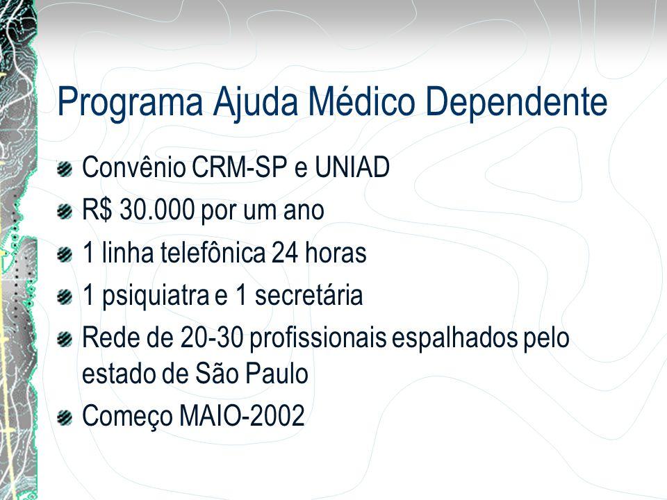 Programa Ajuda Médico Dependente