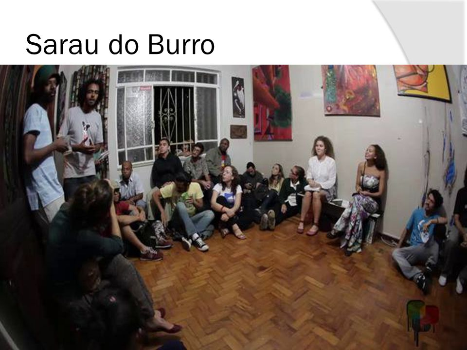 Sarau do Burro