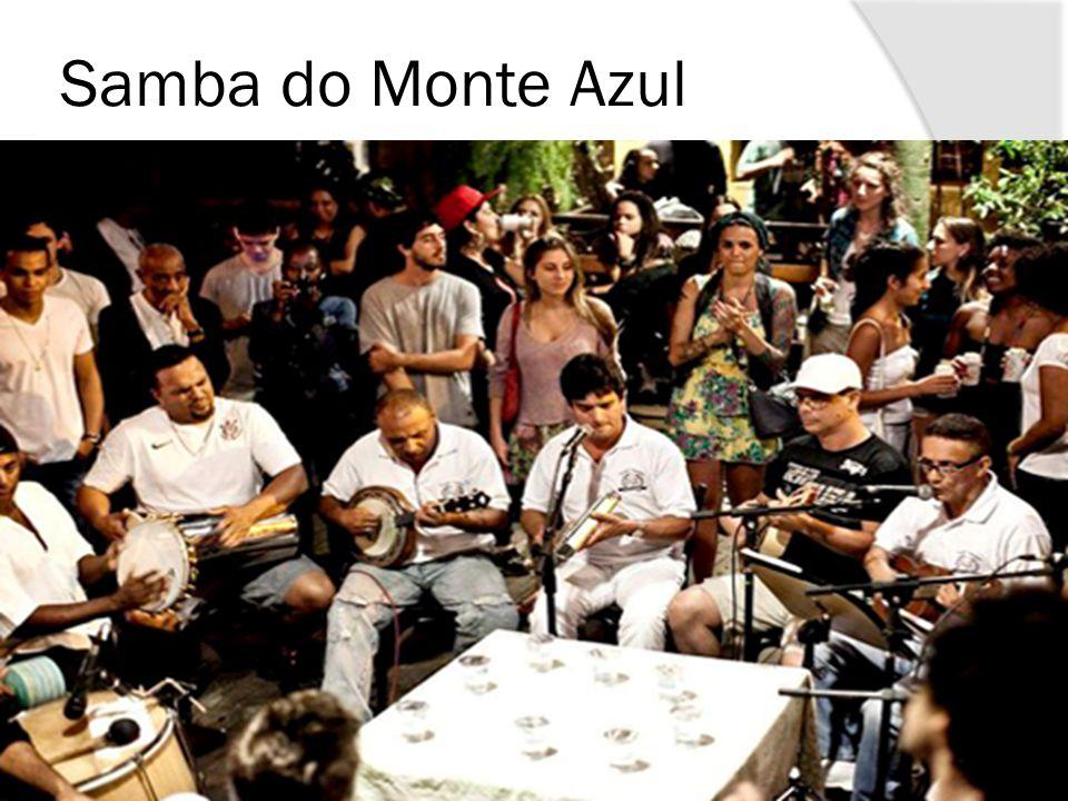 Samba do Monte Azul