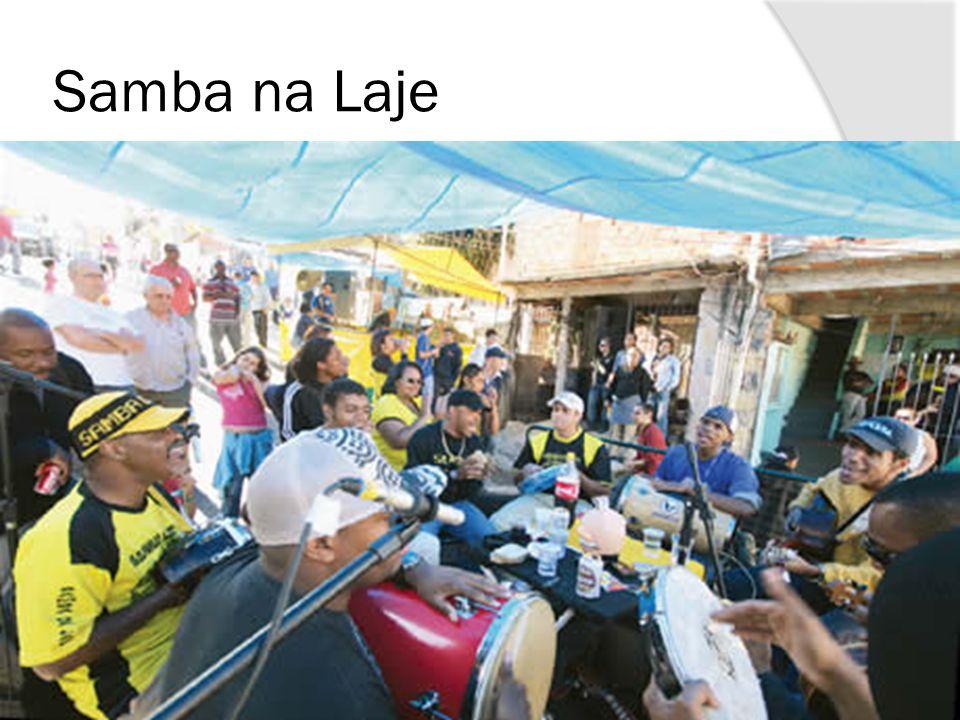 Samba na Laje