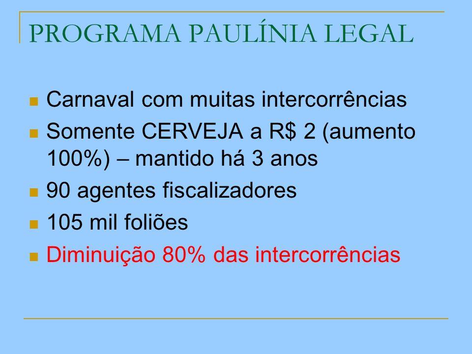 PROGRAMA PAULÍNIA LEGAL